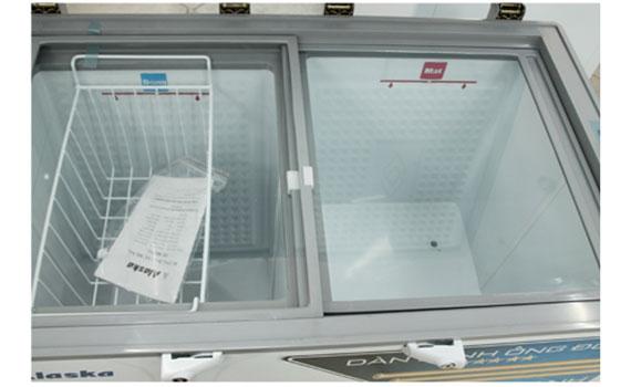 Tủ đông Alaska BCD-4568C 450 lít hệ thống làm lạnh tiết kiệm điện