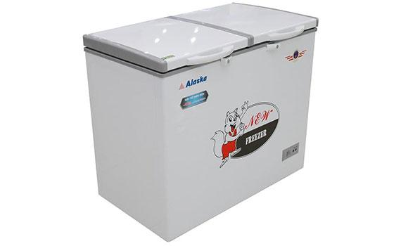 Tủ đông Alaska BCD-5068N dung tích 500 lít thoải mái lưu trữ thực phẩm