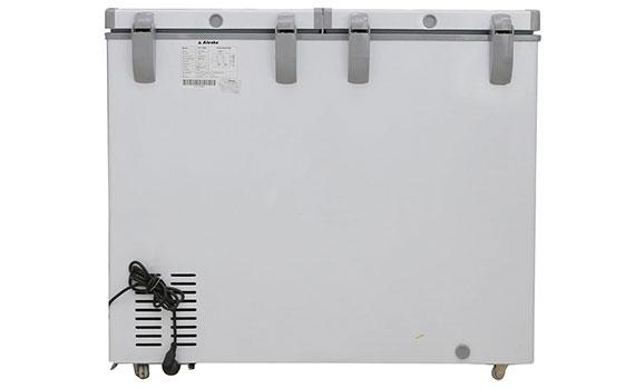 Tủ đông Alaska BCD-5068N 500 lít sử dụng gas R600a thân thiện với môi trường