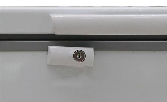 Tủ đông Alaska BCD-5068N 500 lít thiết kế tăng cường khả năng giữ lạnh