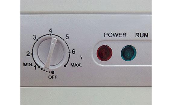 Tủ đông Alaska BCD-5068N 500 lít thao tác điều khiển dễ dàng