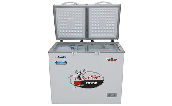 Mua tủ đông Alaska BCD-5068N 500 lít trả góp lãi suất 0% tại Nguyễn Kim
