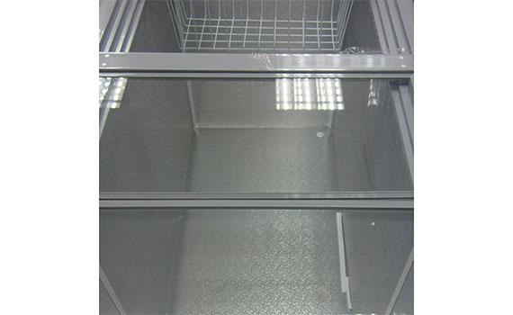 Tủ đông Alaska HB-550N 550 lít chất liệu nhôm dẫn nhiệt tốt