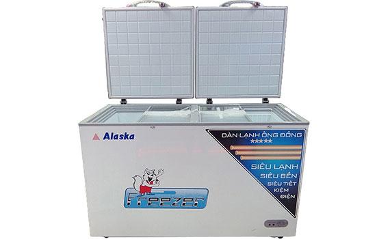 Mua tủ đông Alaska HB-550N 550 lít trả góp lãi suất 0% tại Nguyễn Kim