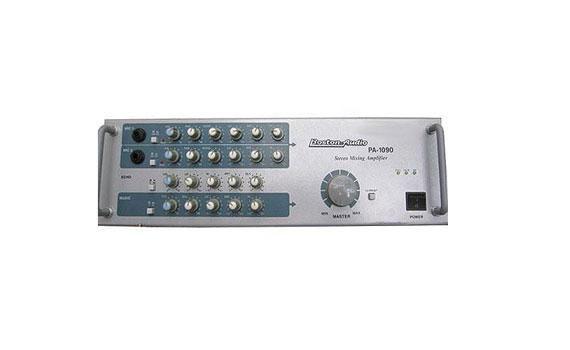 Amply Boston Audio PA 1090 điều chỉnh âm lượng cực hay