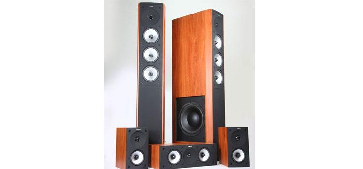 Loa Jamo S628 HCS âm thanh to rõ