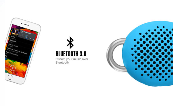 Loa Divoom Bluetune-Bean tương thích với nhiều thiết bị âm thanh