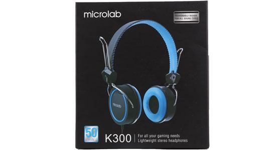 Tai nghe Microlab K300 tương thích nhiều thích bị