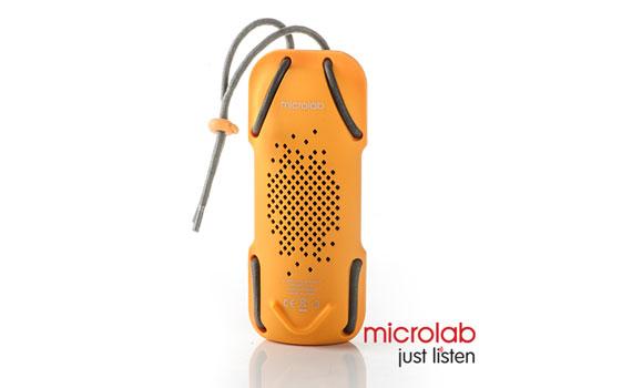 Loa vi tính Microlab D22 thiết kế thông minh âm thanh rõ ràng