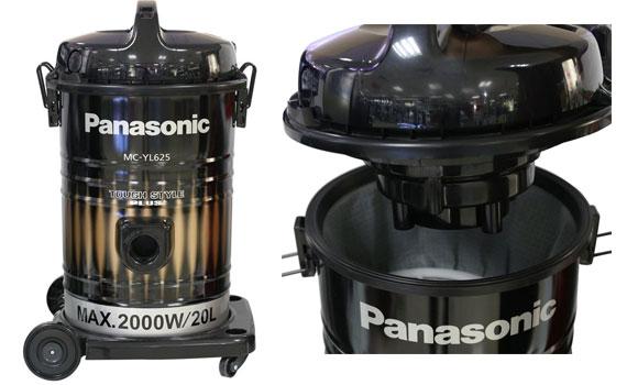 Máy hút bụi Panasonic MC-YL625TN46 nhiều khuyến mãi hấp dẫn
