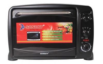 Lò nướng Sanaky VH-249S chính hãng, giá rẻ
