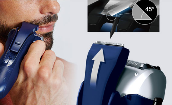 Máy cạo râu Panasonic ES-RT36-S451 mang nét sang trọng hiện đại