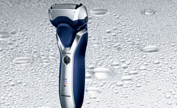 Máy cạo râu Panasonic ES-RT36-S451 đơn giản và dễ sử dụng