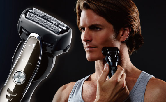 Máy cạo râu Panasonic ES-ST25-K751 sang trọng hiện đại