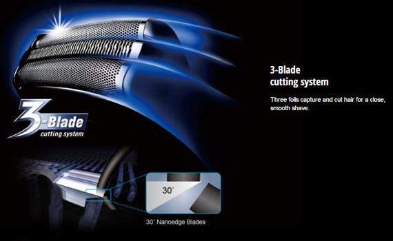 Máy cạo râu Panasonic ES-ST25-K751 nhiều khuyến mãi hấp dẫn