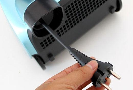 Máy hút bụi Zelmer 5500HT giúp bạn tiết kiệm thời gian hiệu quả