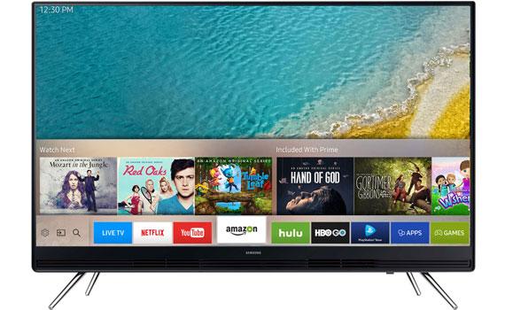 Tivi Led Samsung 40 inches UA40K5300AKXXV hiện đại sang trọng