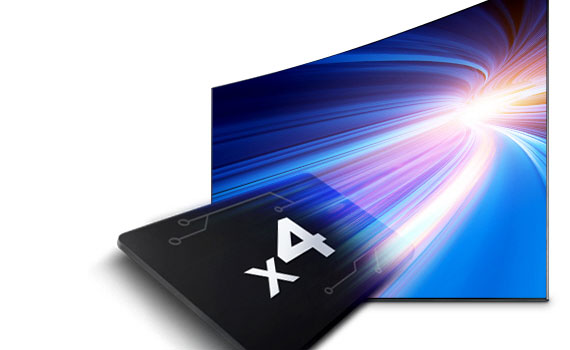 Tivi Led Samsung 40 inches UA40K5300AKXXV tiện lợi, kết nối không giới hạn.