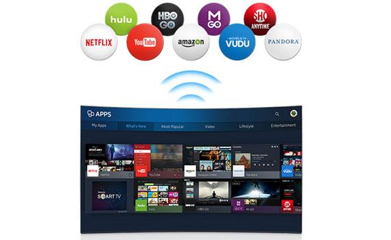 Tivi Led Samsung 40 inches UA40K5300AKXXV cho bạn tận hưởng phim thoải mái