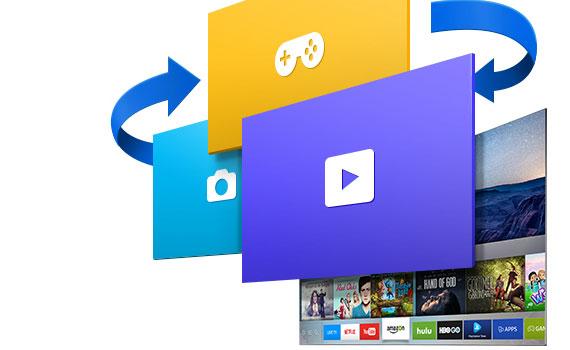 Tivi Led Samsung 40 inches UA40K5300AKXXV giá tốt cùng nhiều khuyến mãi