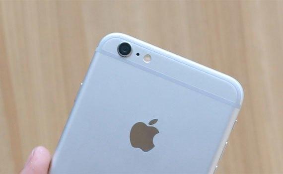 Điện thoại iPhone 6S Plus trang bị camera khủng