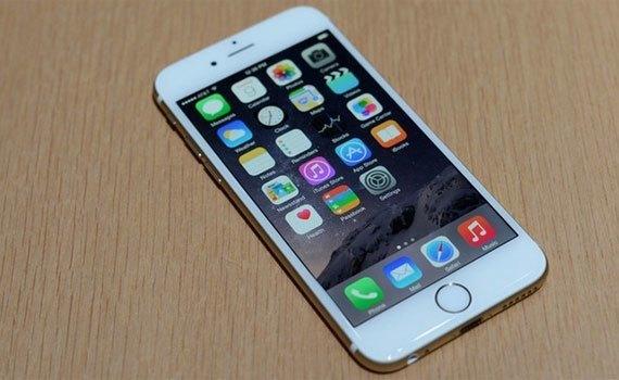 Điện thoại iPhone 6S Plus màn hình hiển thị cực nét