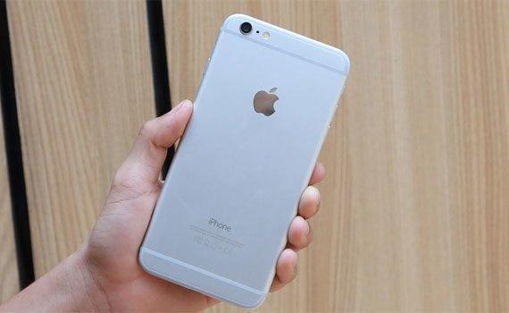 Điện thoại iPhone 6S Plus với thiết kế đẳng cấp