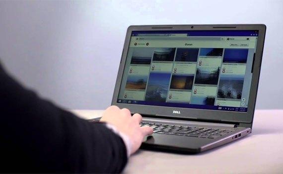 Máy tính xách tay Dell Vostro 3558 trang bị màn hình lớn, sắc nét