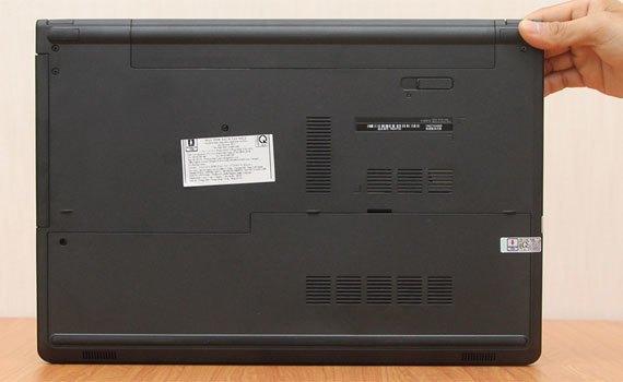 Máy tính xách tay Dell Vostro 3558 tích hợp ổ HDD 500 GB