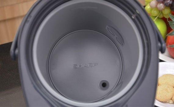Bình thủy điện Sharp KP-Y32PV giữ ấm nước hiệu quả