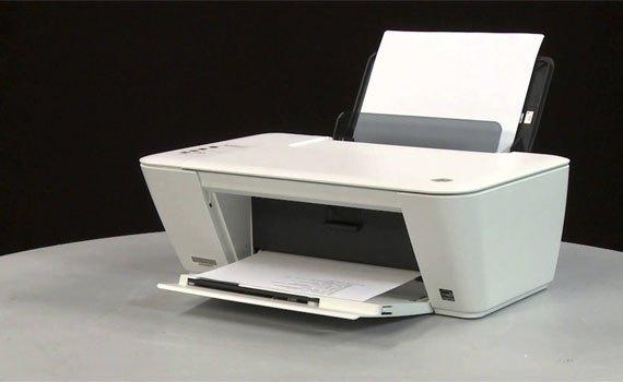 Máy in phun HP Deskjet 1515 với thiết kế hiện đại