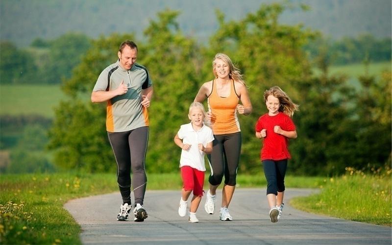 Tập thể dục vào sáng sớm để cơ thể luôn khỏe mạnh và thon gọn