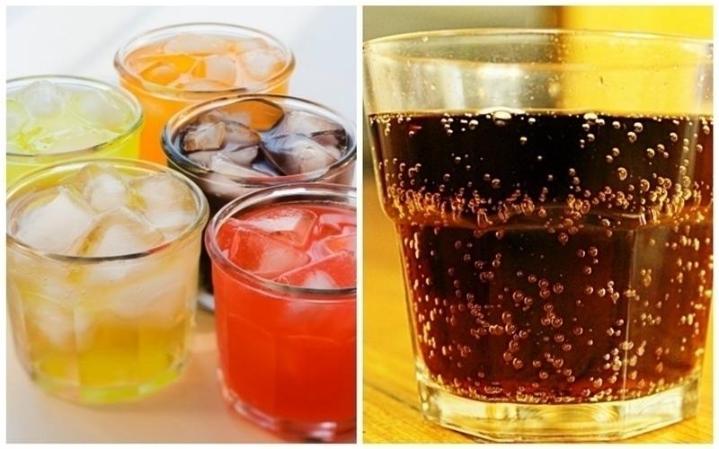 Tránh xa các loại nước uống có đường và nước uống có gas để giảm cân hiệu quả hơn