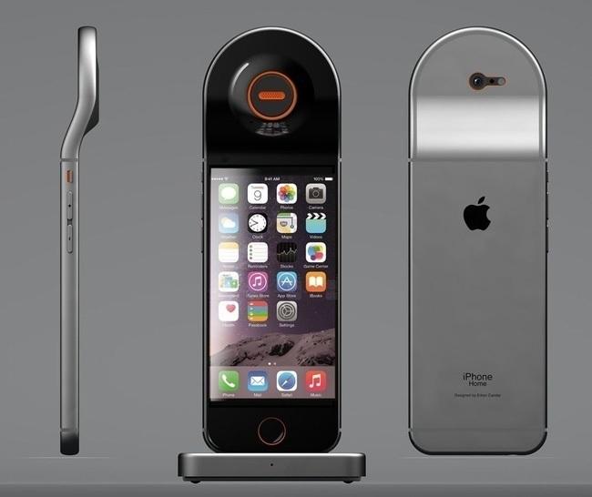 """Ngắm ý tưởng iPhone """"mẹ bồng con"""" đẹp không để đâu cho hết"""