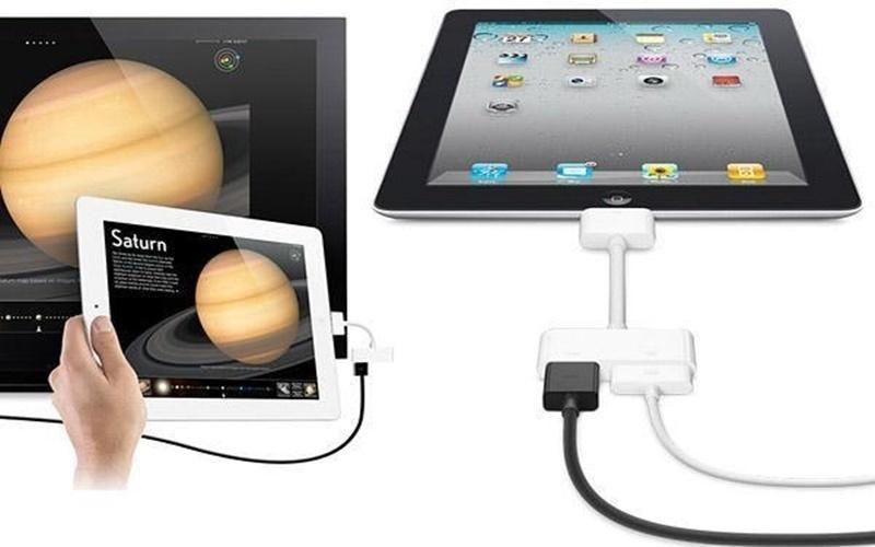 Cáp kết nối máy chiếu với Ipad