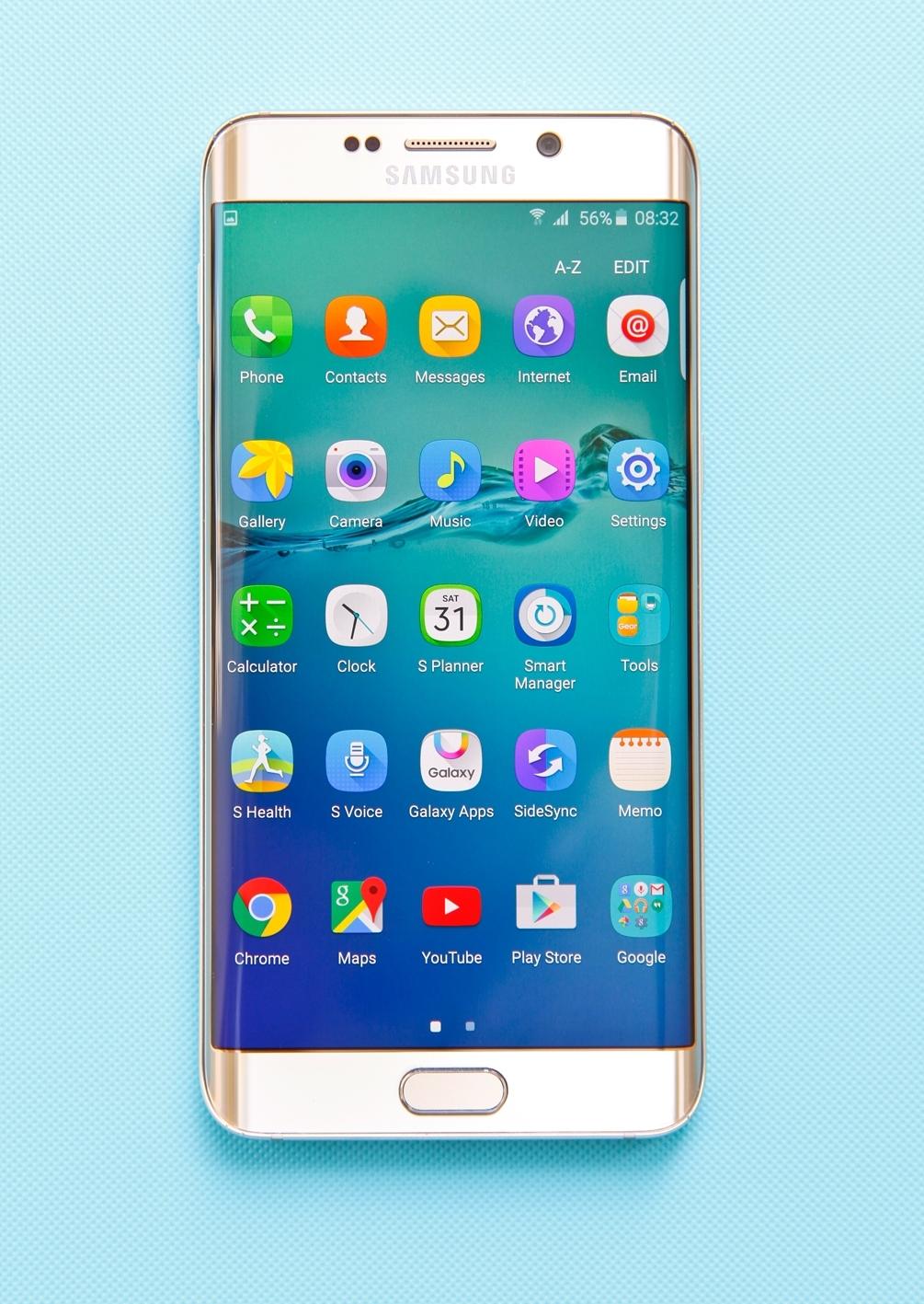 Galaxy S6 Edge Plus cấu hình mạnh mẽ