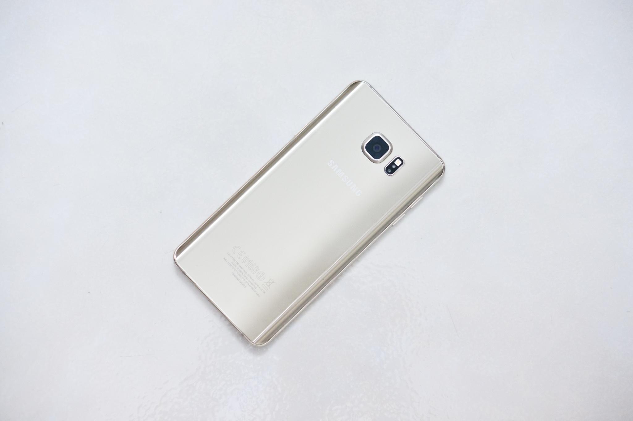Galaxy Note 5 thời lượng pin khủng
