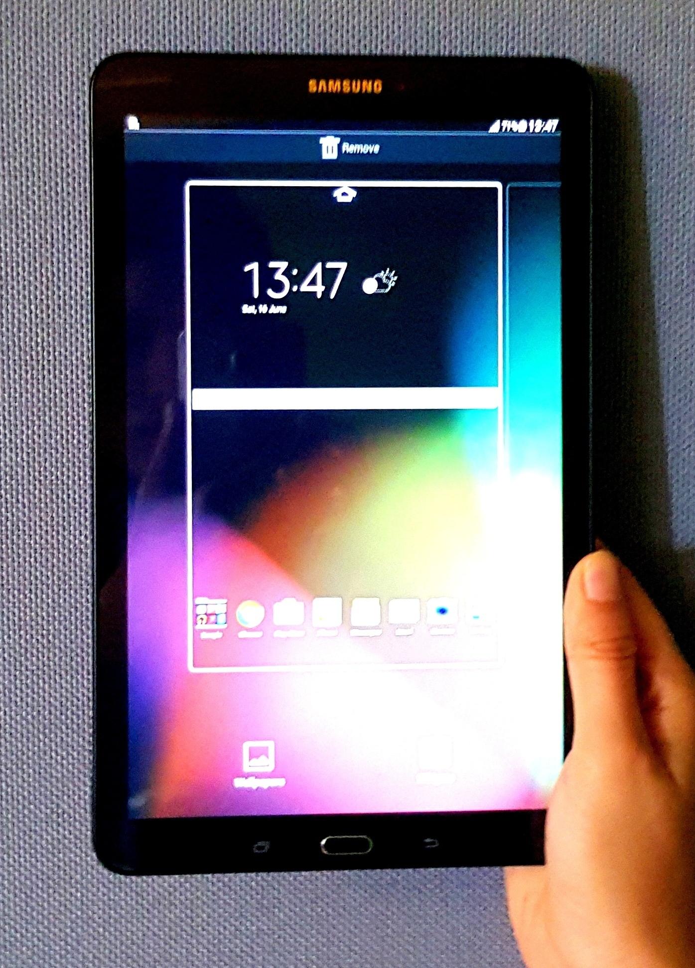 Galaxy Tab E giá tốt cho sinh viên