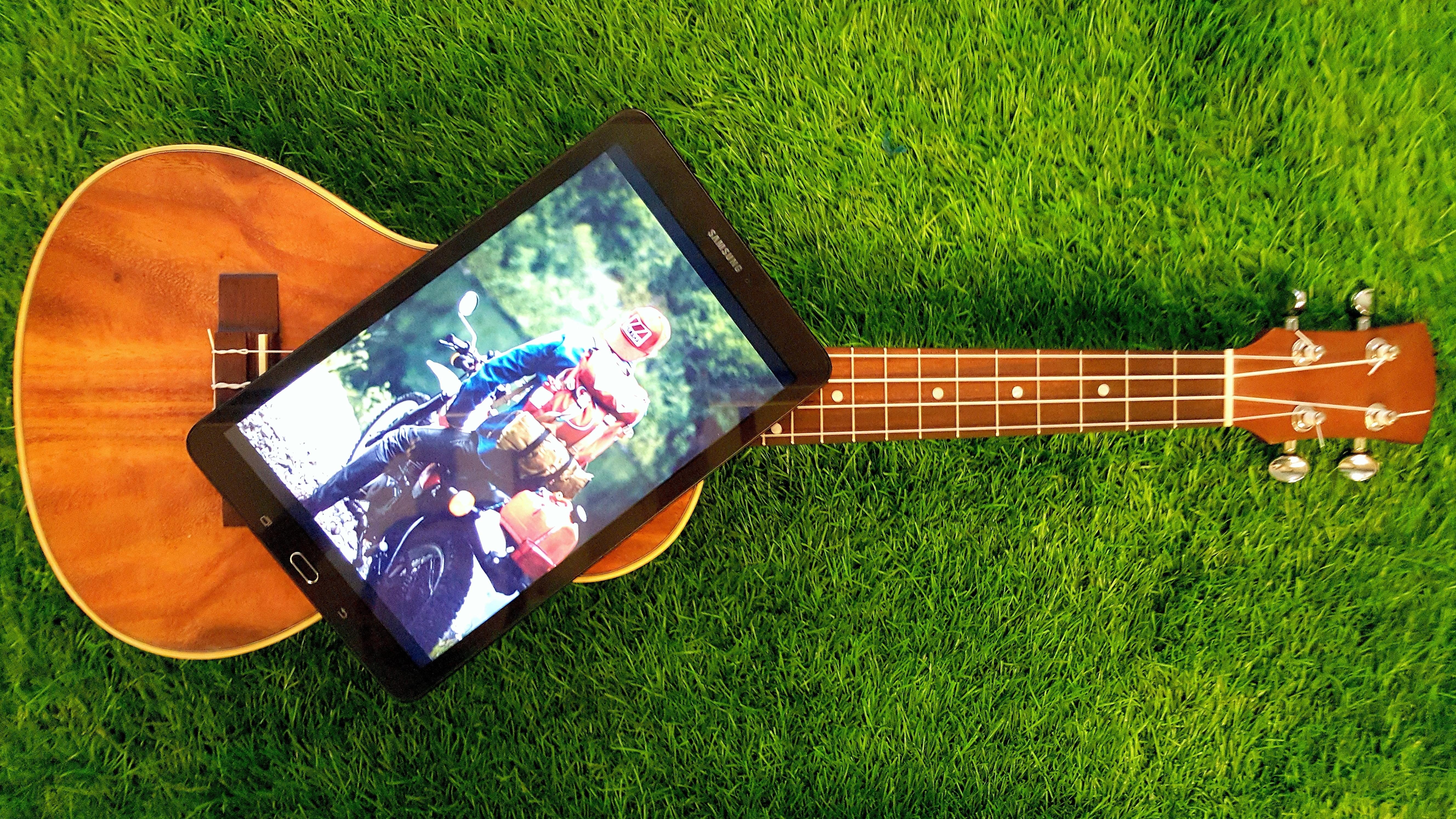 Galaxy Tab phân khúc tầm trung cấu hình ổn