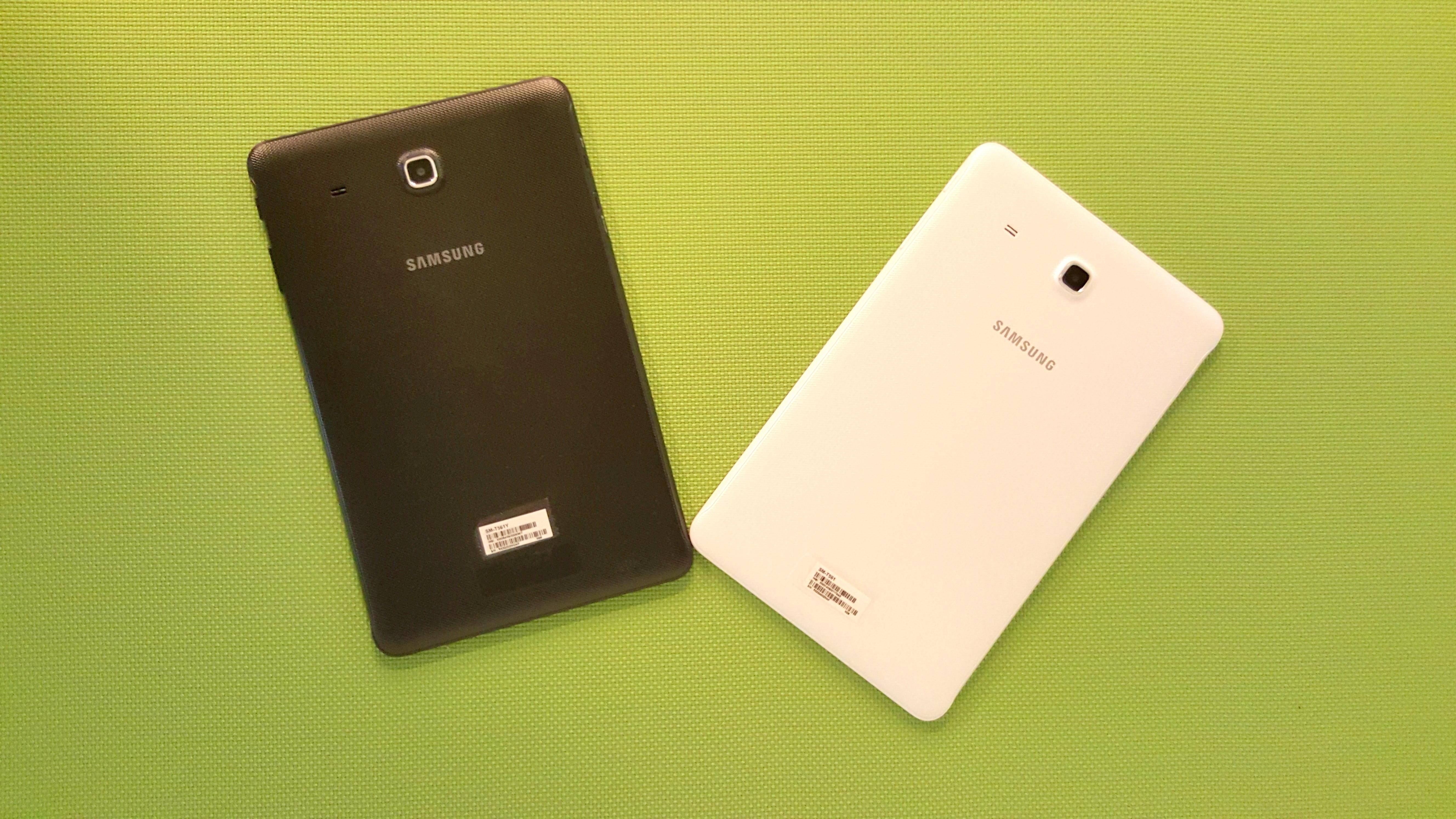 Galaxy Tab E cấu hình tốt giá hợp lý