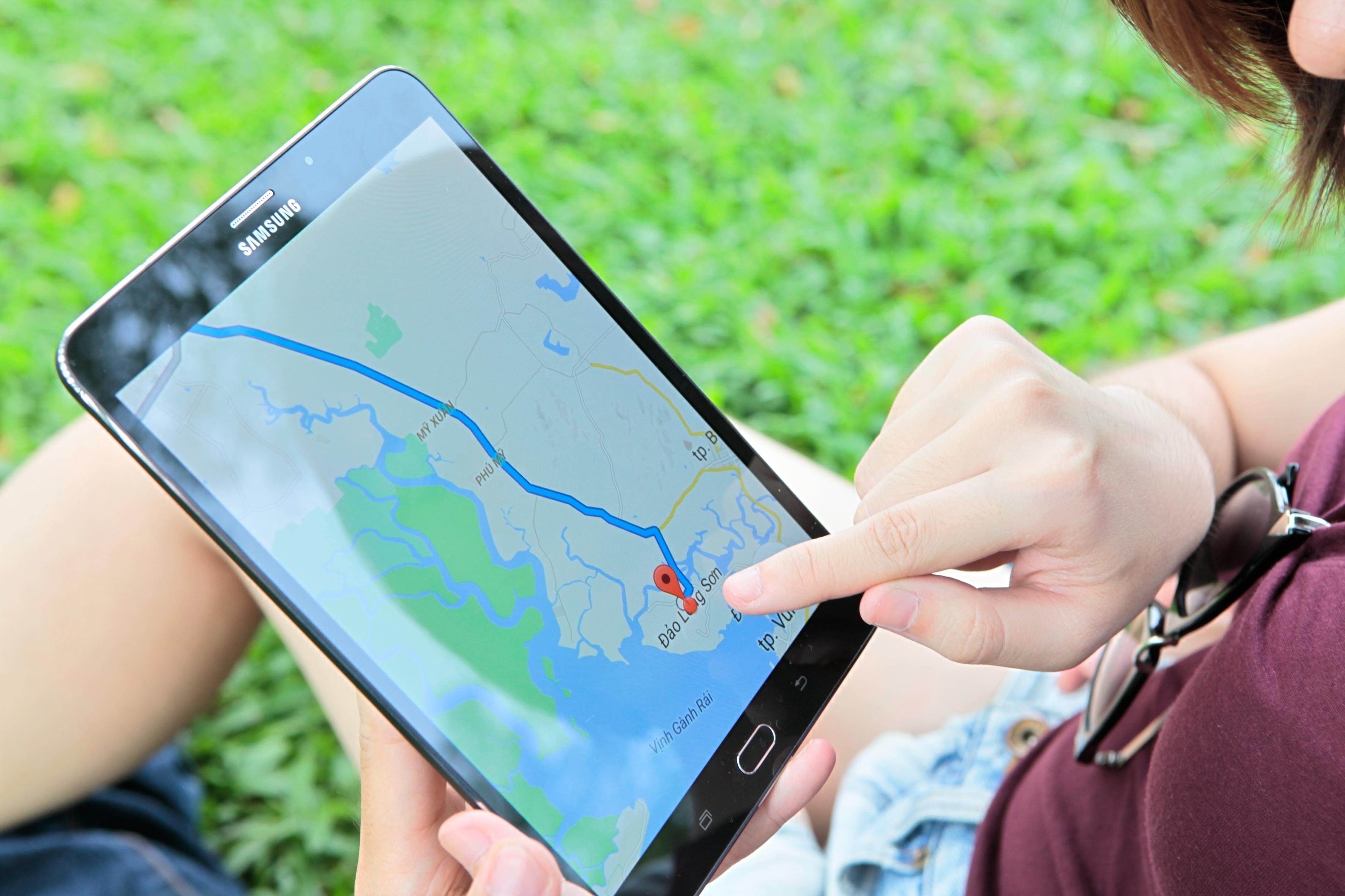Galaxy Tab S2 giải trí tối đa
