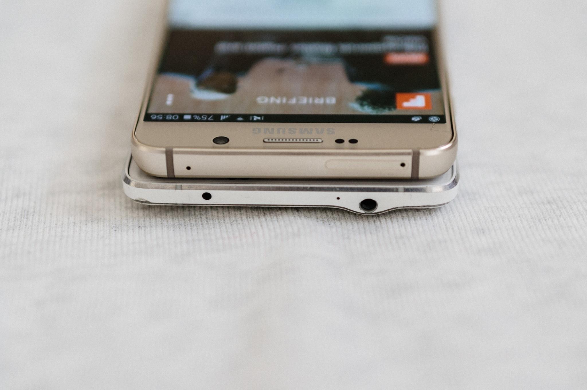 Bút S-Pen công nghệ mới trên Note 5
