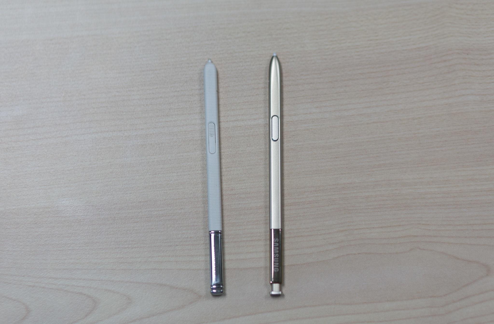 Bút S Pen tính năng vượt trội trên Note 5