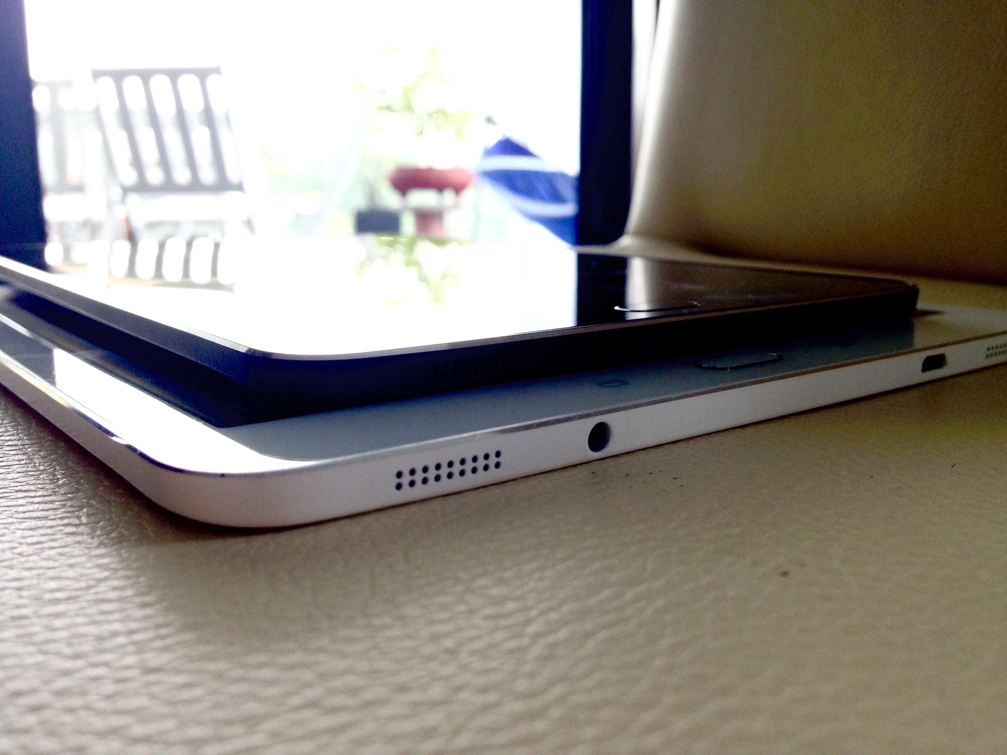 Galaxy tab S2 thiết kế nổi bật