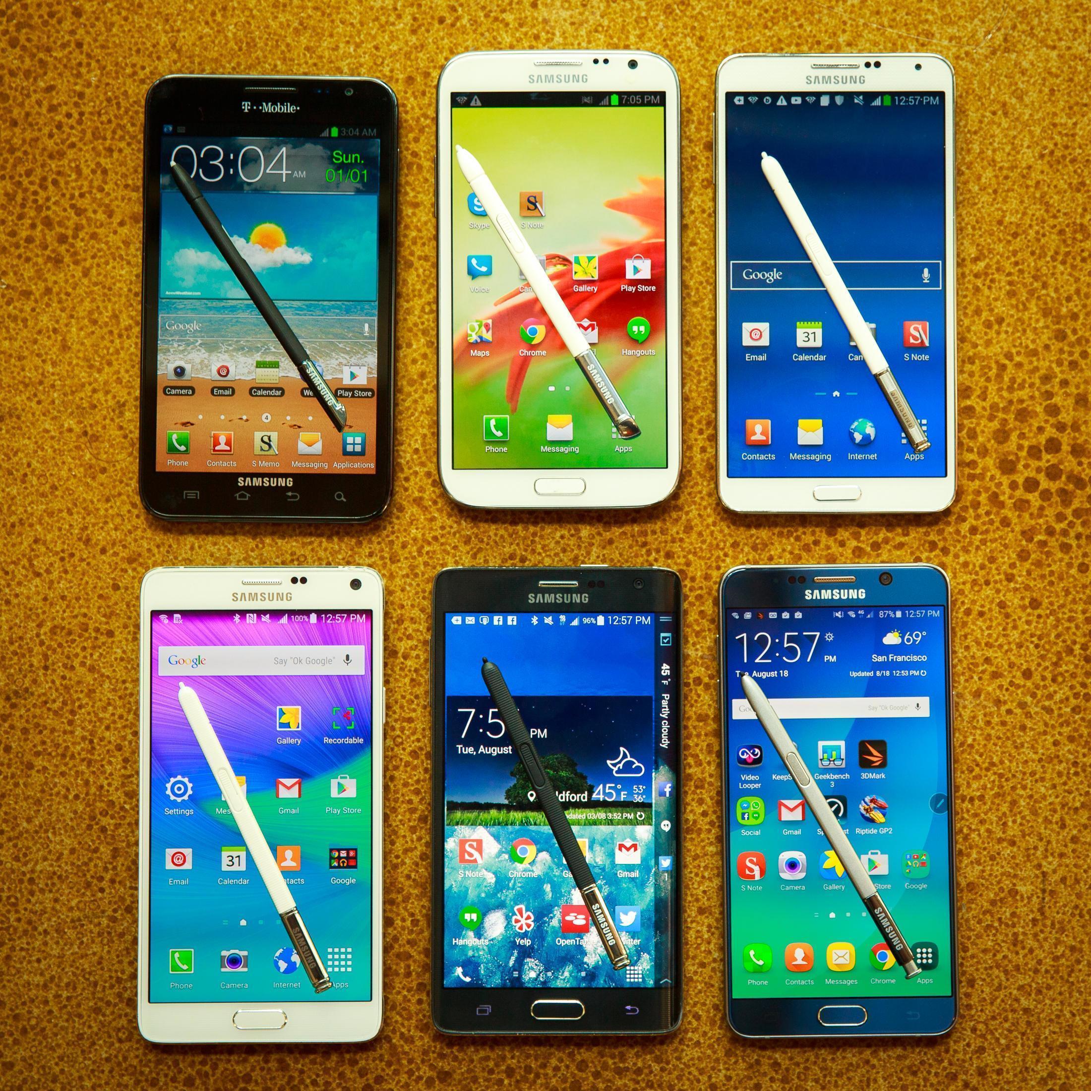 Galaxy Note 5 công nghệ đỉnh cao gia cực chất
