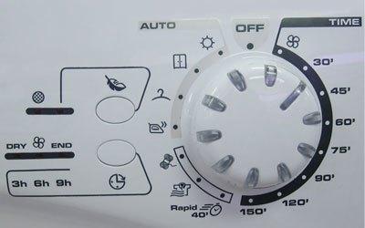 Mua máy sấy quần áo loại nào tốt? Máy sấy Candy EVOV 580NC-S 8 kg