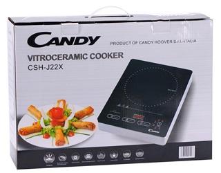 Bếp hồng ngoại Candy CSH-J22X điều khiển cảm ứng