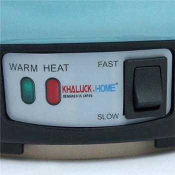 Siêu sắc thuốc Khaluck.home KL-999 có 2 chế độ nấu nhanh và nấu chậm