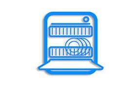 Các bộ phận của máy vắt nước cam Philips HR2738 có thể rửa máy rửa chén