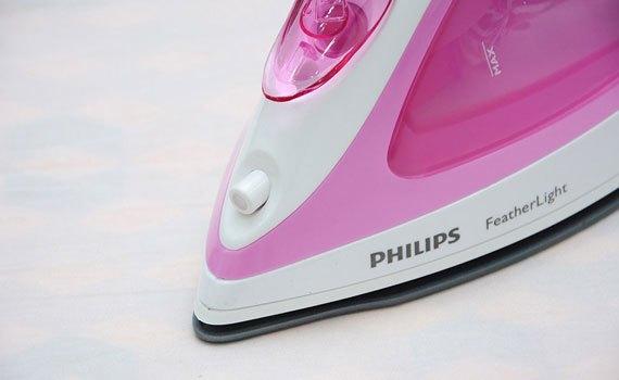 Mua bàn ủi ở đâu tốt? Bàn ủi hơi nước Philips GC1418